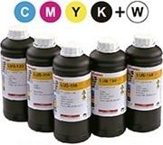 LUS-150 ink(CMYK+W)
