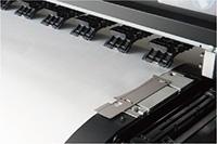 Aumento de placa de impressão (Platen)