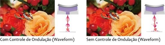 Com Controle de Ondulação (Waveform)