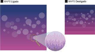 Sistema Avançado de Passadas Mimaki 4 (MAPS) reduz banding