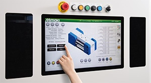 Painel Touch