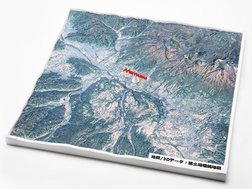 3DUJ-553: Mapas