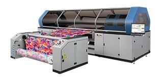 Tiger-1800B MkII: Equipamento para impressão direta em tecidos