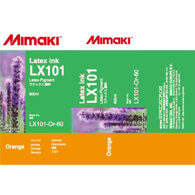 LX101-Or-60 LX101 Orange