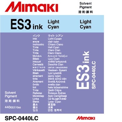 SPC-0440LC ES3 Light Cyan