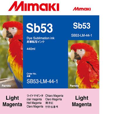SB53-LM-44 Sb53 Light Magenta
