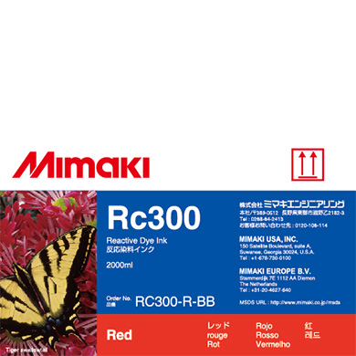 RC300-R-BB Rc300 Red