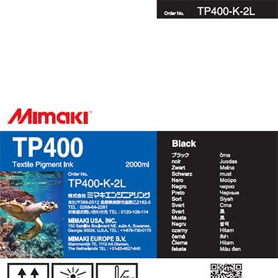 TP400-K-2L TP400 Black