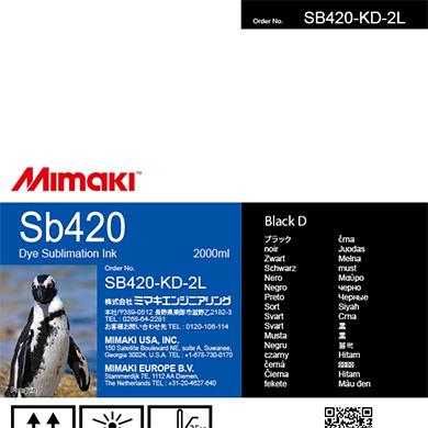 SB420-KD-2L Sb420 Black D