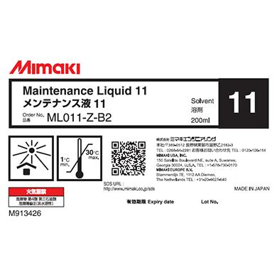 ML011-Z-B2 Maintenance Liquid 11