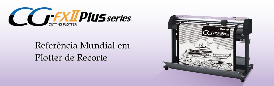 CG-FXII Plus Series | Plotter de recorte